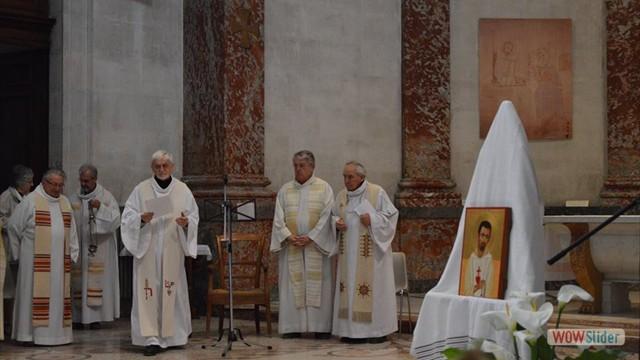 Celebration Eucharitique
