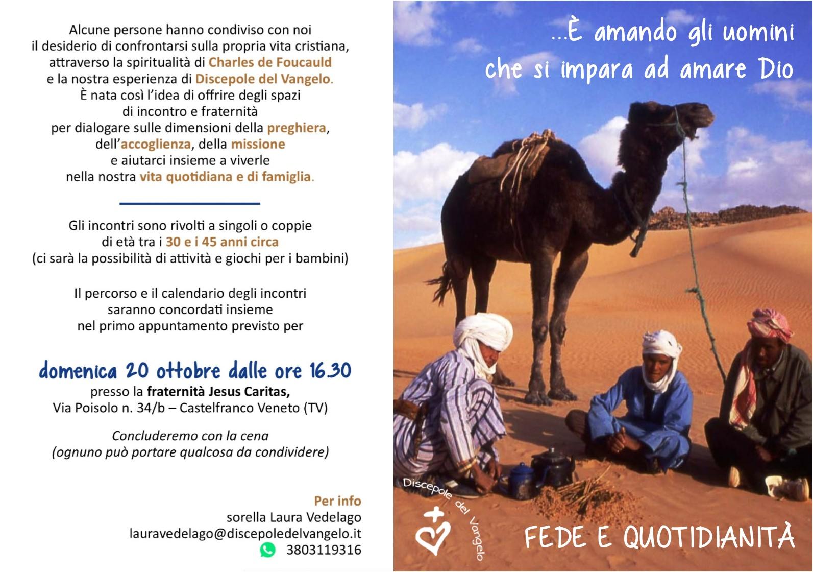 Parole Di Vita Calendario 2019.Discepole Del Vangelo