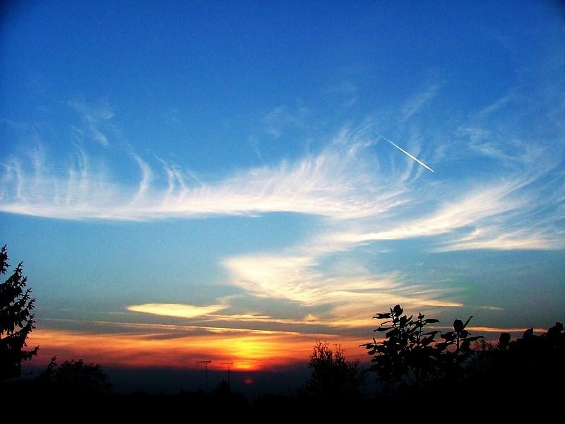 tramonto primavera B